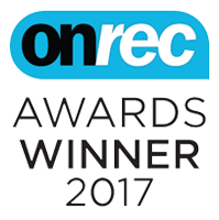 onrec winner 2017 logo