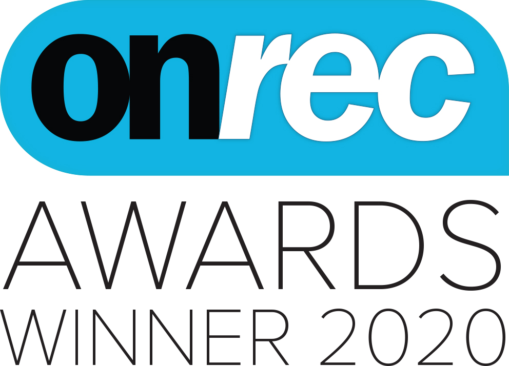 onrec winner 2020 logo