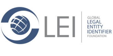 Global Legal Entity Identifier Foundation (GLEIF) logo