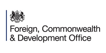 Foreign, Commonwealth & Development Office (FCDO) logo